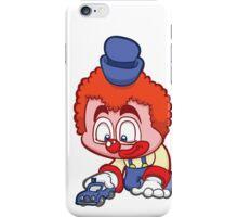 HeinyR- Clown Car iPhone Case/Skin