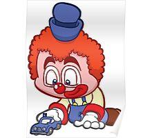 HeinyR- Clown Car Poster