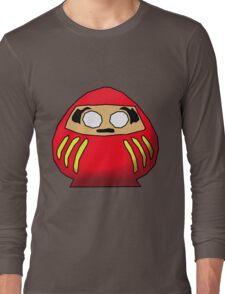 Daruma-san Long Sleeve T-Shirt