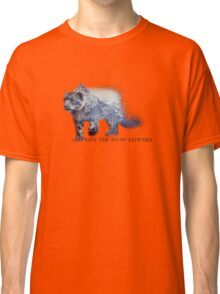 2016 Snow Leopard Day Classic T-Shirt