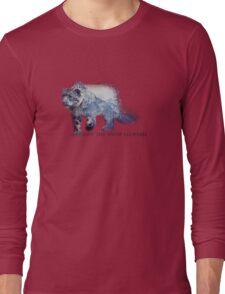 2016 Snow Leopard Day Long Sleeve T-Shirt