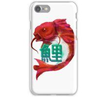 Koi The Red Carp iPhone Case/Skin