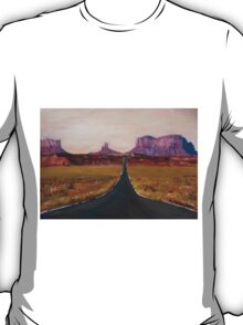 Monument Valley, Utah USA T-Shirt