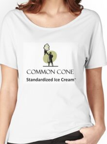 Common Cone Women's Relaxed Fit T-Shirt