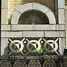 Florida Life Building: Detail by Mike Shell
