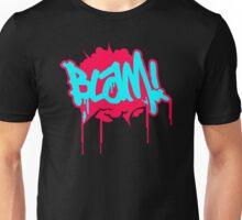 Blam Blam Comic Slogan Unisex T-Shirt