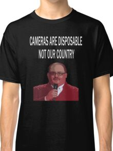 ken bone cameras are disposable Classic T-Shirt