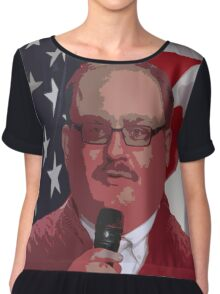 ken bone for president 2016 Chiffon Top