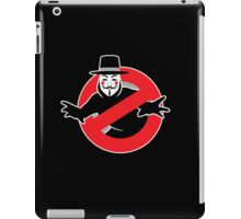 Fawkesbusters iPad Case/Skin