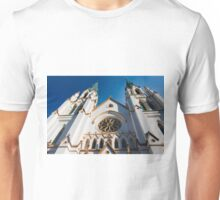 Cathedral Facade  Unisex T-Shirt