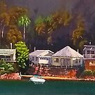 Patonga Creek by Michael Jones