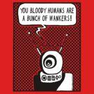 Bloody Humans! by jarhumor