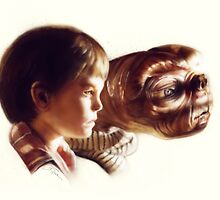 He Came To Me - E.T.: The Extra Terrestrial by danielctuck
