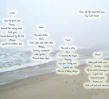 Music Of The Wind And Waves Poem On Ocean Background by MotherNature2