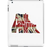 Arctic Monkeys - Union Jack iPad Case/Skin
