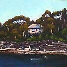 Pearl Beach South, NSW by Michael Jones