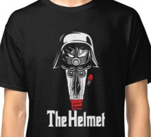 The Helmet-Godfather of the Dark Schwartz Classic T-Shirt