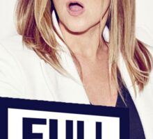 Full Frontal With Samantha Bee 01 Sticker