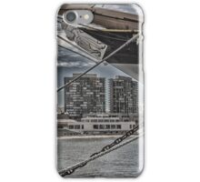 Through the Ships Bow iPhone Case/Skin