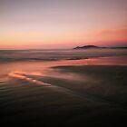 Sunset at Greenpoint Tasmania by Angelika  Vogel
