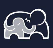 Elephant hugs  Kids Clothes