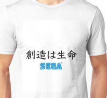 Sega Creation is life Unisex T-Shirt