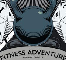 Nerdstrong Gym - Rollin' 20's Sticker