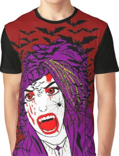 All vamped up Graphic T-Shirt