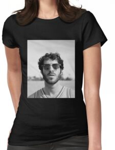 Lil Dicky Merch Womens Fitted T-Shirt