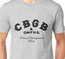 CBGB and Omfug Unisex T-Shirt