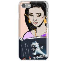 50 Shades of Kameena  iPhone Case/Skin