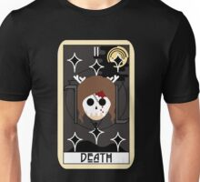 Death (Tarot Card II) Unisex T-Shirt