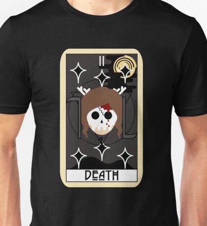 Death (Tarot Card II) Unisex T-Shirt