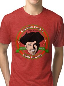 Captain Cook's Chili P Tri-blend T-Shirt