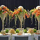 Sparkling flowers by Arie Koene
