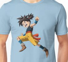 blue dragon ready to fight Unisex T-Shirt