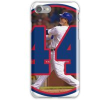 Anthony Rizzo Chicago Cubs Number 44 iPhone Case/Skin