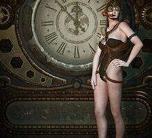 Almost Time by Karl Eschenbach