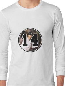 Paul Konerko Chicago White Sox Number 14 Long Sleeve T-Shirt