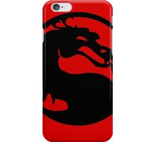 Mortal Dragon iPhone Case/Skin