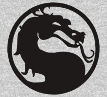 Mortal Dragon One Piece - Long Sleeve