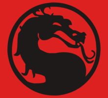 Mortal Dragon by TWMTees