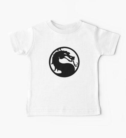 Mortal Dragon Baby Tee