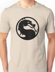 Mortal Dragon Unisex T-Shirt