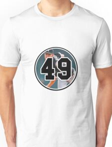 Chris Sale Chicago White Sox Number 49 Unisex T-Shirt