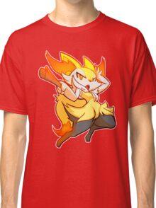 #654 - Braixen Classic T-Shirt