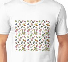 Mario Characters Unisex T-Shirt