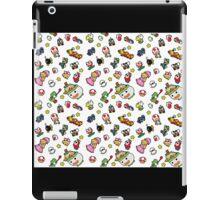 Mario Characters iPad Case/Skin