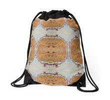 Spider imp Island Drawstring Bag