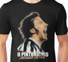 Il pinturichio - Alessandro Del Piero Unisex T-Shirt
